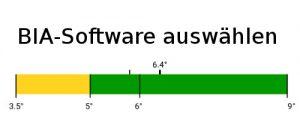 BIA-Software auswählen