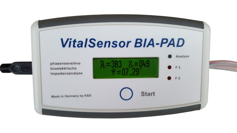 Vitalsensor BIA-PAD